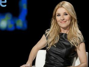Cayetana Guillén Cuervo, nominada a mejor presentadora por Versión Española en los XXV Premios Zapp