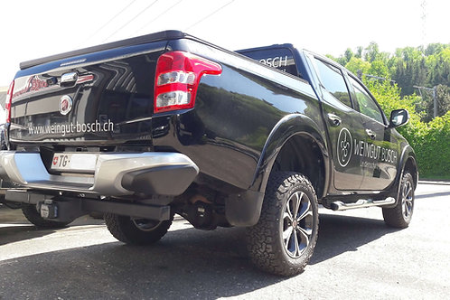 OME-Fahrwerkserhöhung Fiat Fullback