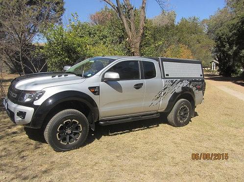 Hardtop Bushtech für Ford Ranger XC ab 2013