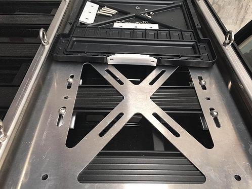 Montage-Set für Sicherheits-Dachhalterung