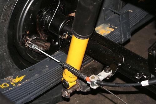 OME-Fahrwerkserhöhung Toyota Land Cruiser J7
