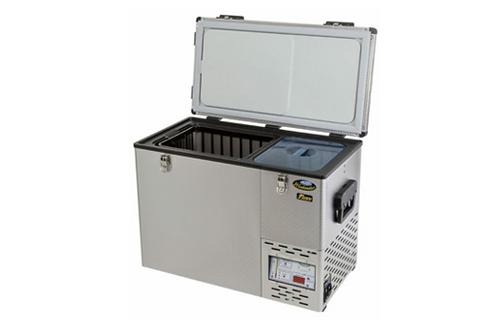 NL 50 Weekender Twin Kompressor Kühl- und Gefrierbox von National Luna