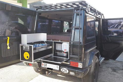 G-Box von QUQUQ für die G-Klasse