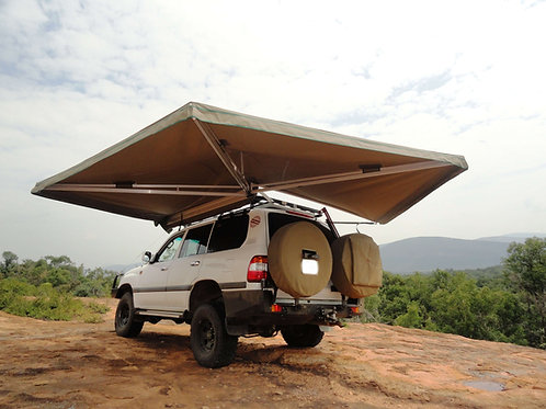 Big Country Ostrich Wing Awning