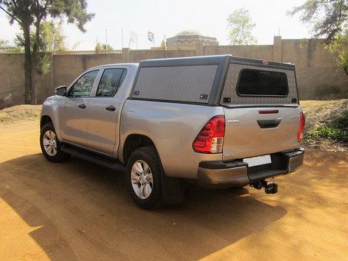 Hardtop Bushtech für Toyota Hilux DC ab 2016