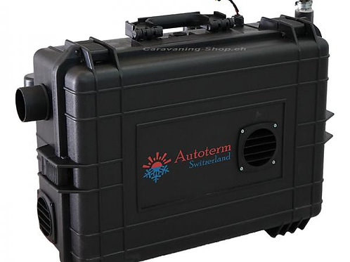 Autoterm-Air 2D Diesel-Luftstandheizung, portabel im Koffer