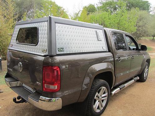 Hardtop Bushtech für VW Amarok DC ab 2010