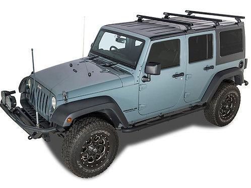 Rhino Rack Lastenträger auf Jeep Wrangler