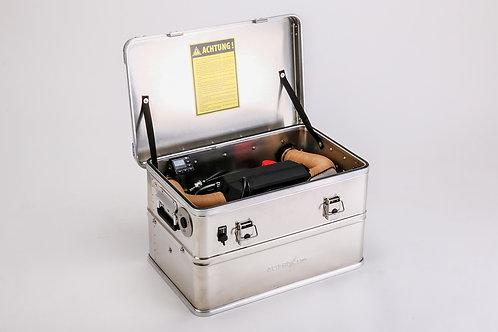 Mobile Autoterm-Air 2D Diesel-Luftstandheizung mit Alubox und Batterie
