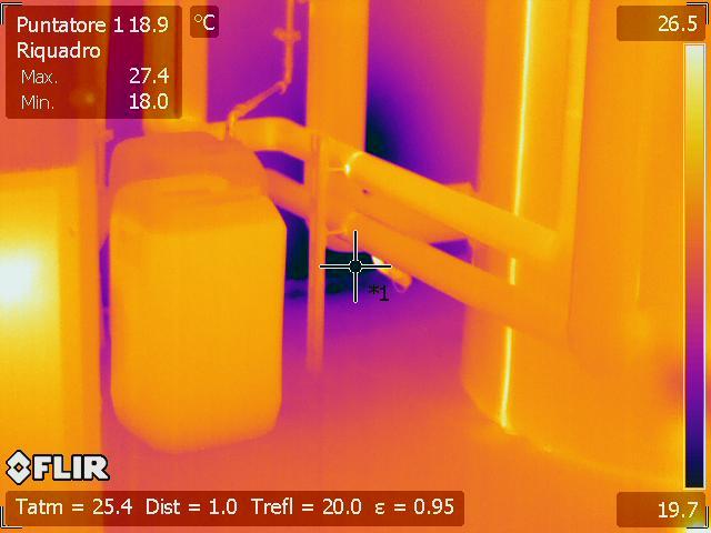 Telecamera infrarosso