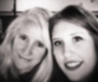 Molly+Mom B+W.jpg