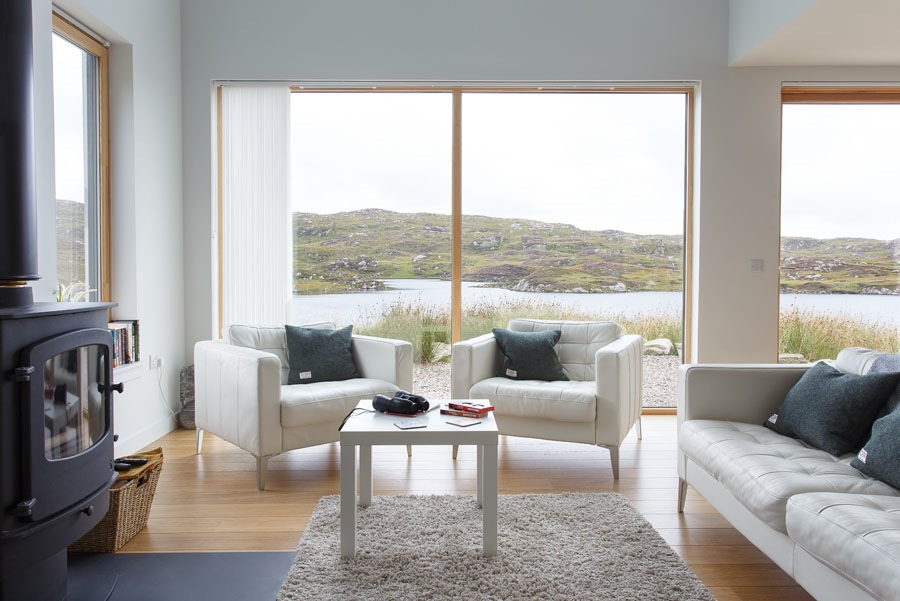 porteous architecture Isle of Lewis house