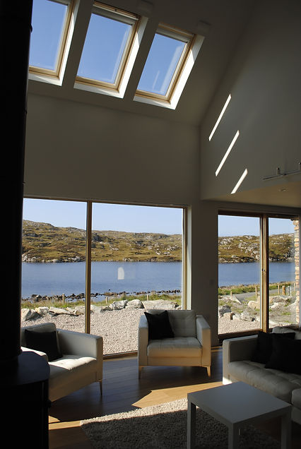 Porteous architects Isle of Lewis