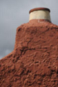 Porteous Architects Isle of Harris Hebrides chimney