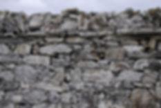 Porteous Architects Isle of Harris Hebrides wall