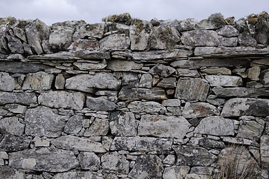 Porteous Architects Isle of Harris Hebrides wall