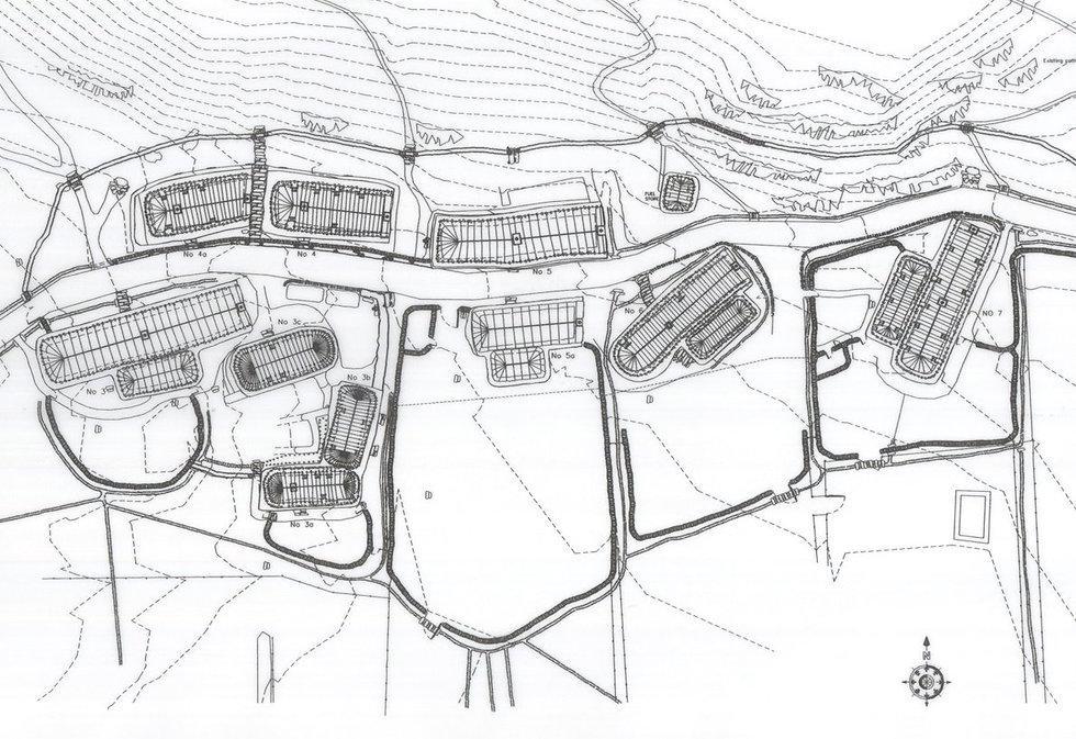 Porteous Architects blackhouse village Isle of Lewis
