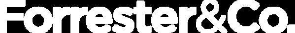 Forrester & Co. logotype