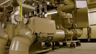 ITV visits coal mine-powered heat networks in Gateshead