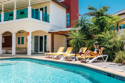 Deluxe Five Bedroom Villa