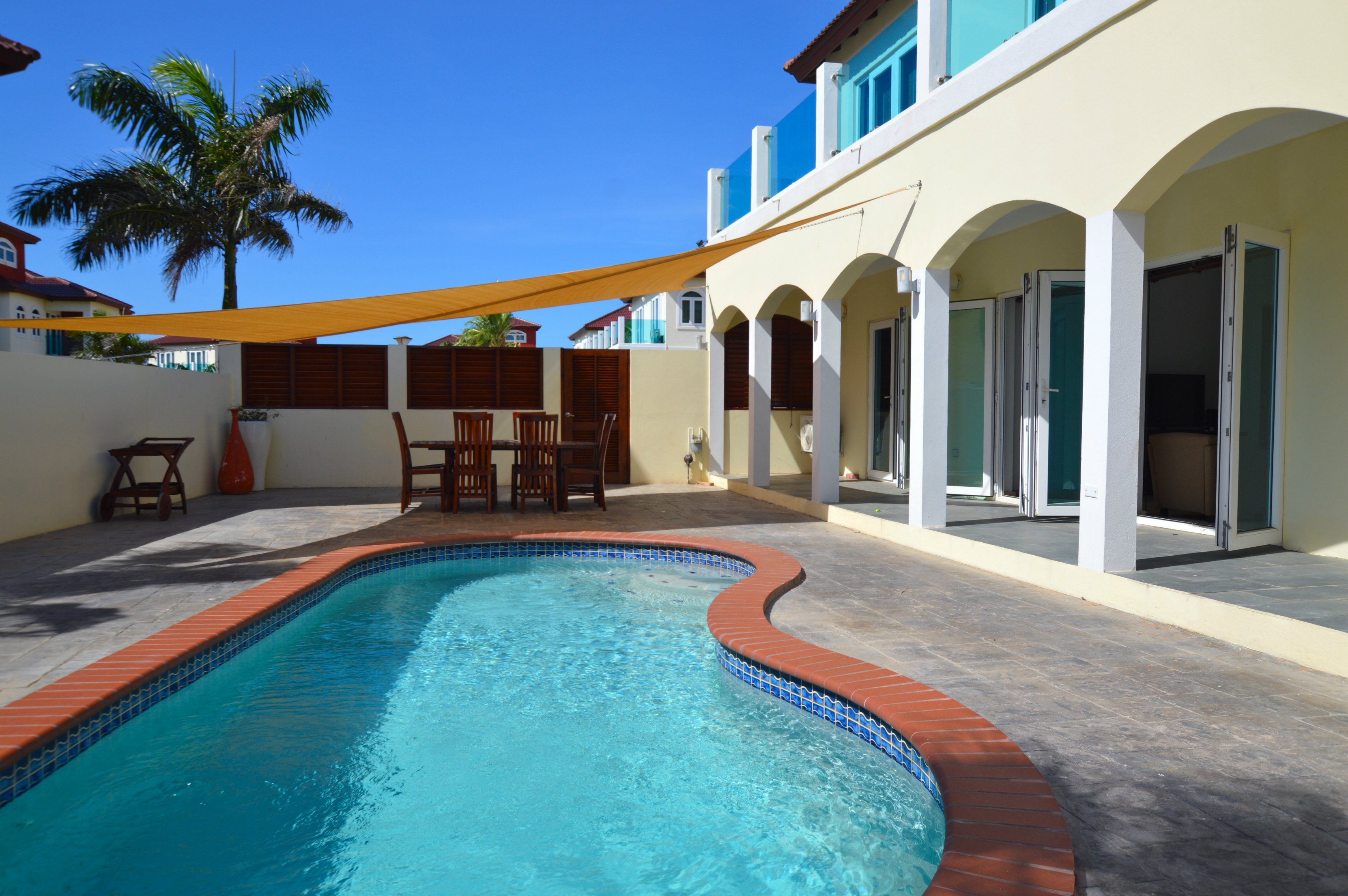 Four Bedroom Villa with Pool