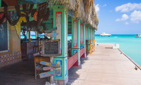 Aruba´s Best Beach Bars!