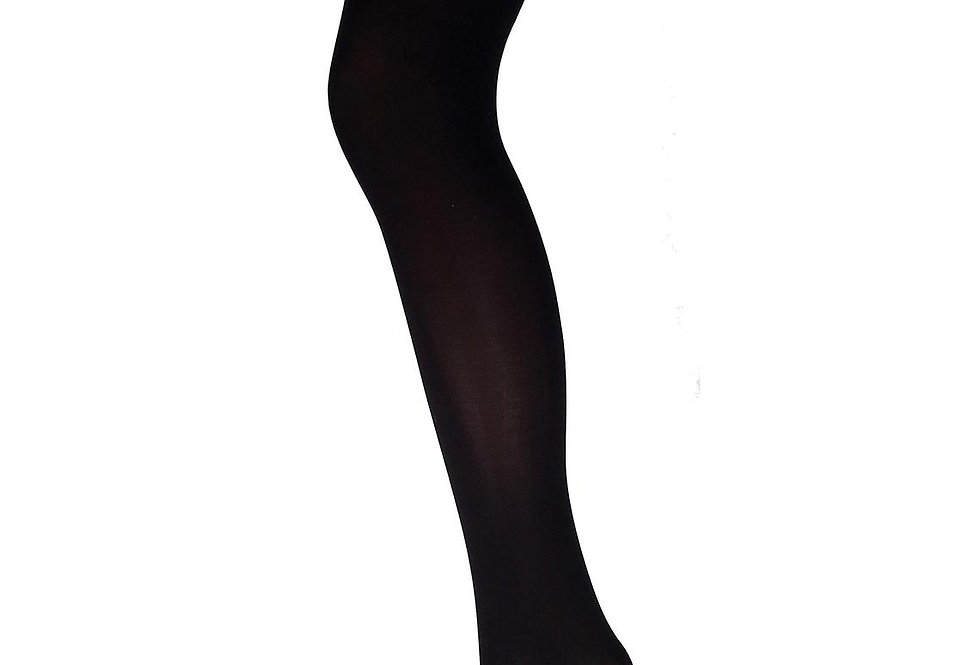 Black Opaque Tights 80 D for Women