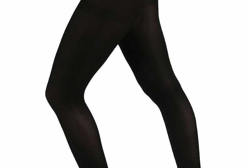 Black Opaque Tights for All Women