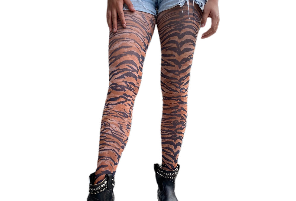 Tiger Tights for Women