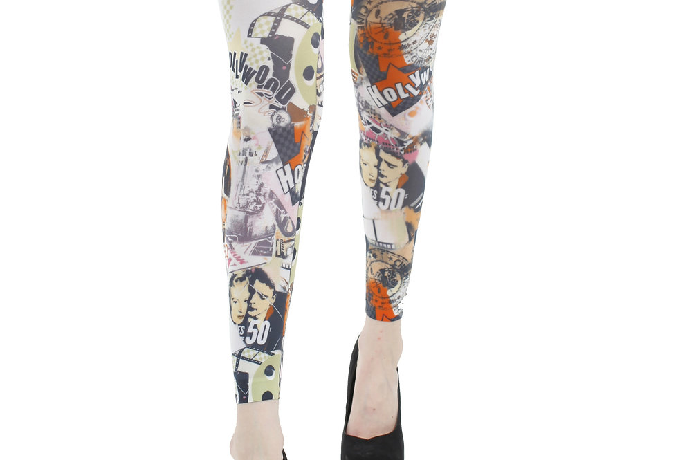 Hollywood Footless Tights for Women