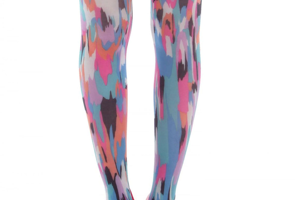 Patterned Tights Power for Women