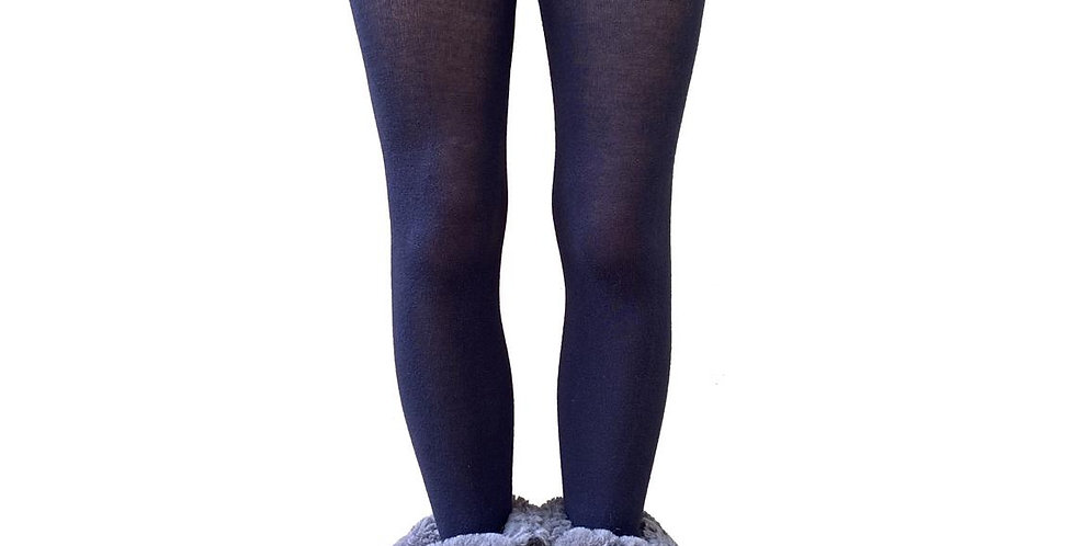 Navy Blue Super Soft Winter tights for Women
