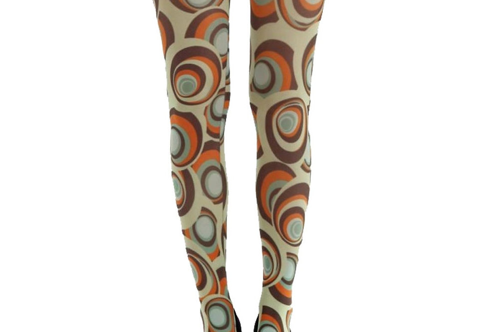 Green Carnaby Tights for Women