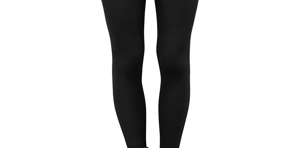 Plus Size Tights Black for Women