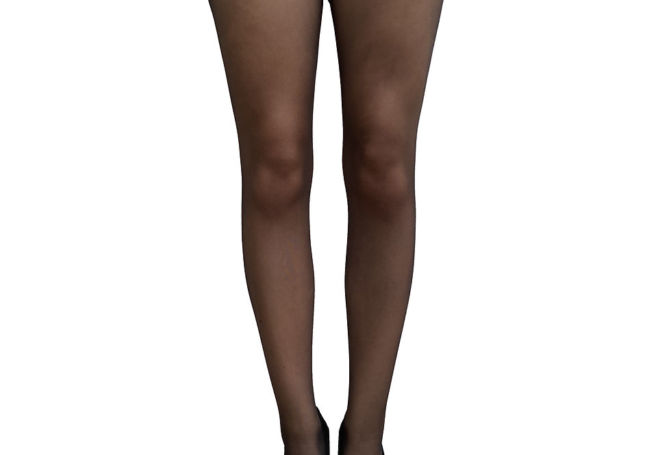 Black Sheer tights for women