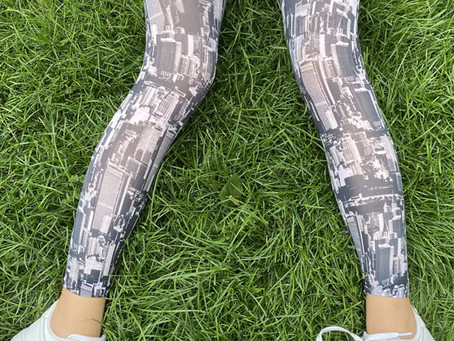 Footless Tights: All colors, all patterns