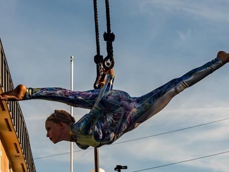 Viroqua Laundry Land sponsors Bricolage Cirkus