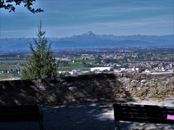 Mondovì-Vista da Belvedere