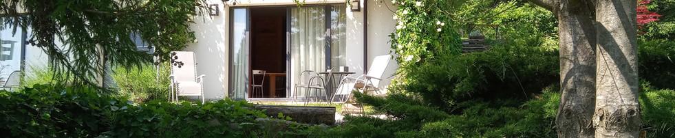 Area verde riservata camera Larice