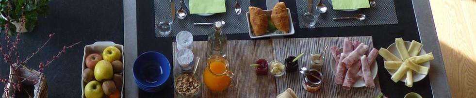 colazione a richiesta