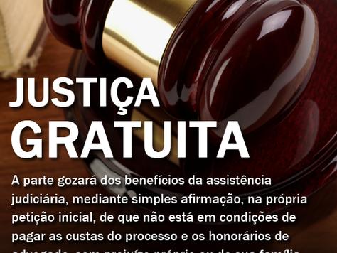 Justiça Gratuita – Isenção de custas – Advogado Cível – Advogado na Penha SP