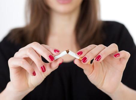 Quer deixar de fumar?