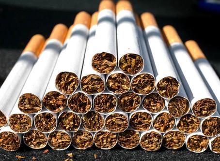 Aumentou o consumo de álcool, tabaco e drogas