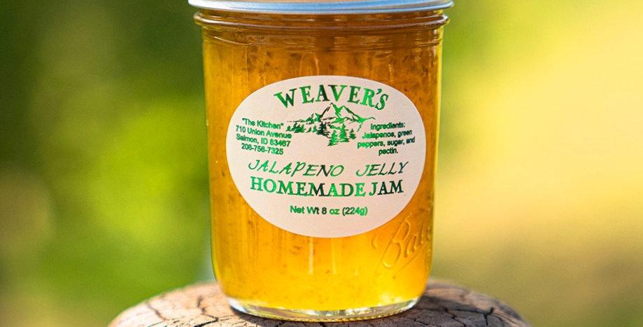 Jalapeno Homemade Jelly