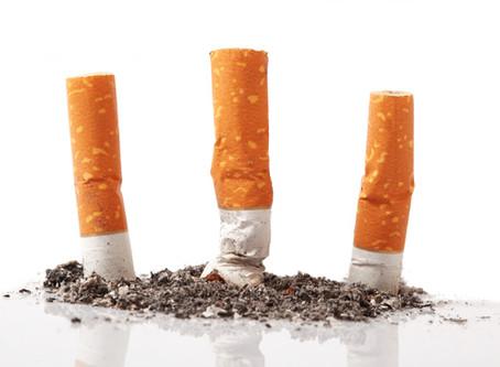COVID-19... se é fumador saia agora do grupo de risco