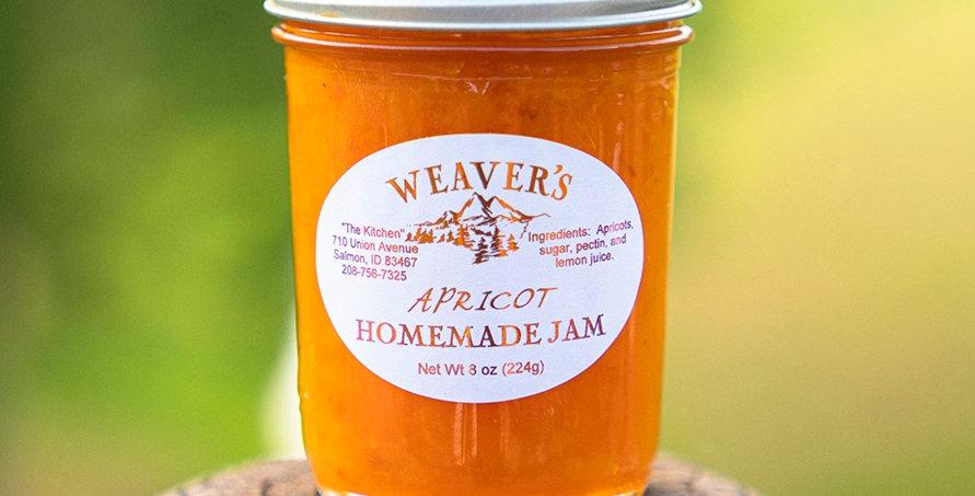 Apricot Homemade Jam