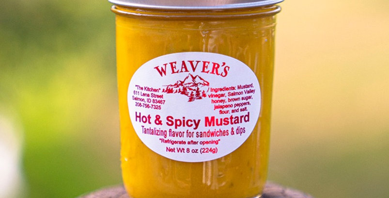 Hot & Spicy Mustard