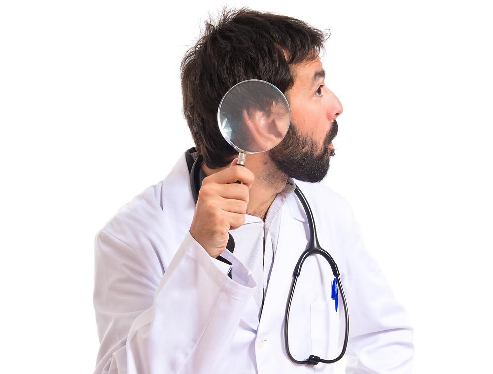 Auriculoterapia Clínica Dr.Liberto Matos