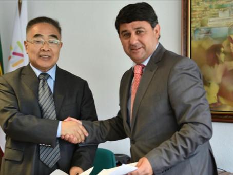 Setúbal - Acordo de dupla titulação permite conclusão da licenciatura na China