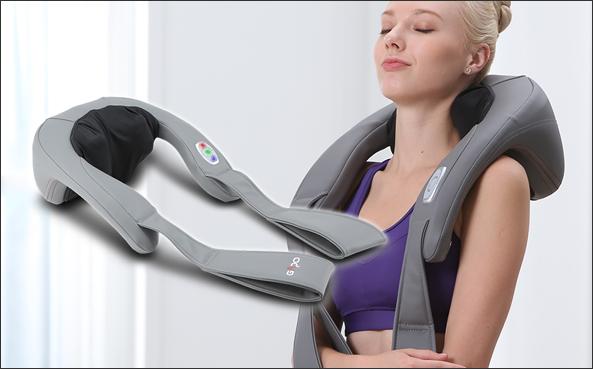 가포 4D 어깨안마기